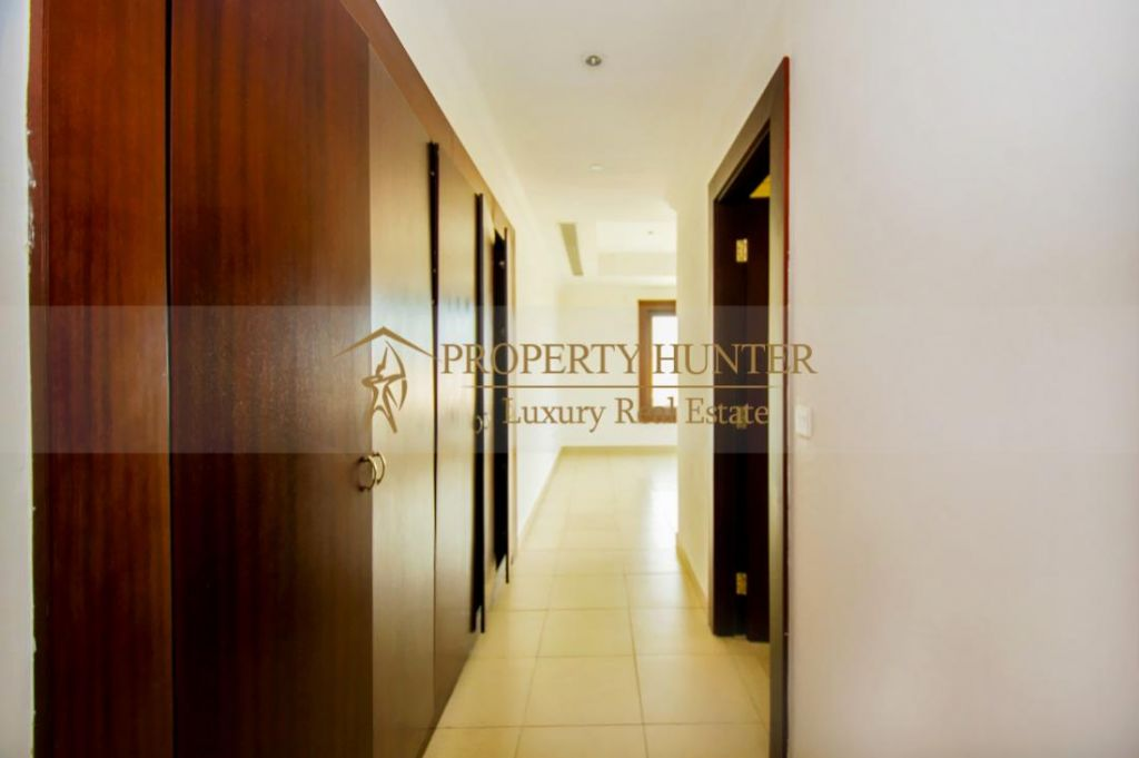 Residential Developed 2+maid Bedrooms S/F Apartment  for sale in The-Pearl-Qatar , Doha-Qatar #7375 - 8  image