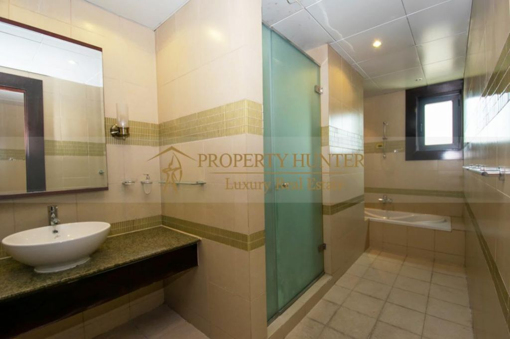 Residential Developed 2+maid Bedrooms S/F Apartment  for sale in The-Pearl-Qatar , Doha-Qatar #7375 - 9  image