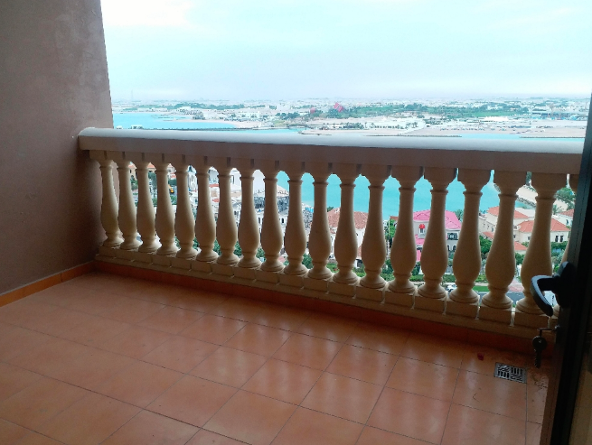 Residential Property 2 Bedrooms S/F Apartment  for rent in The-Pearl-Qatar , Doha-Qatar #7404 - 1  image