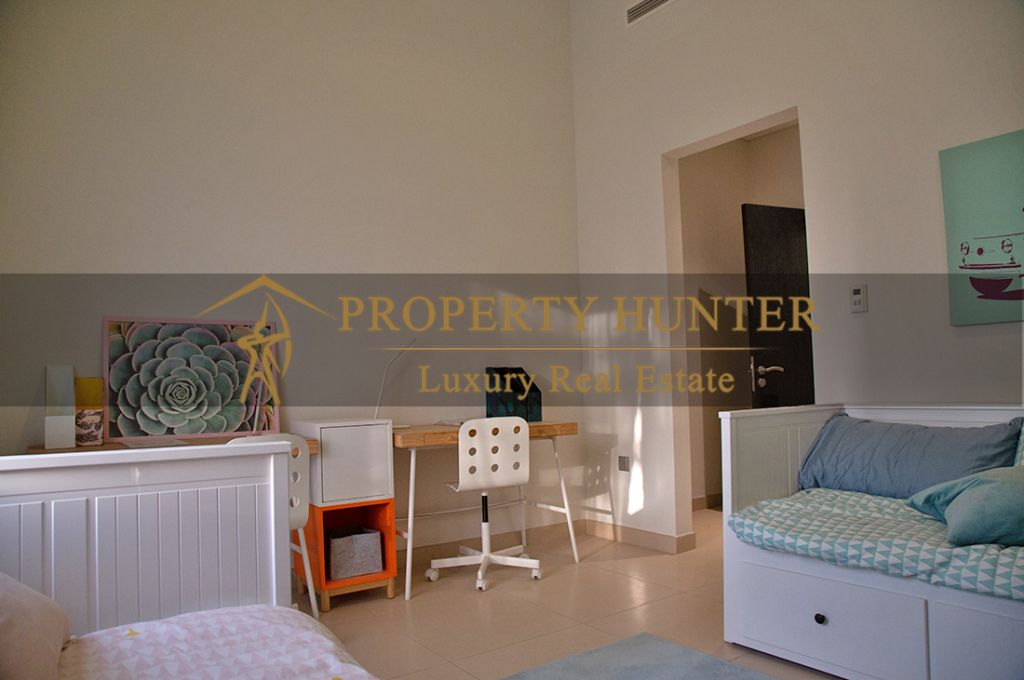 Residential Developed 3+maid Bedrooms U/F Apartment  for sale in Lusail , Doha-Qatar #7442 - 6  image