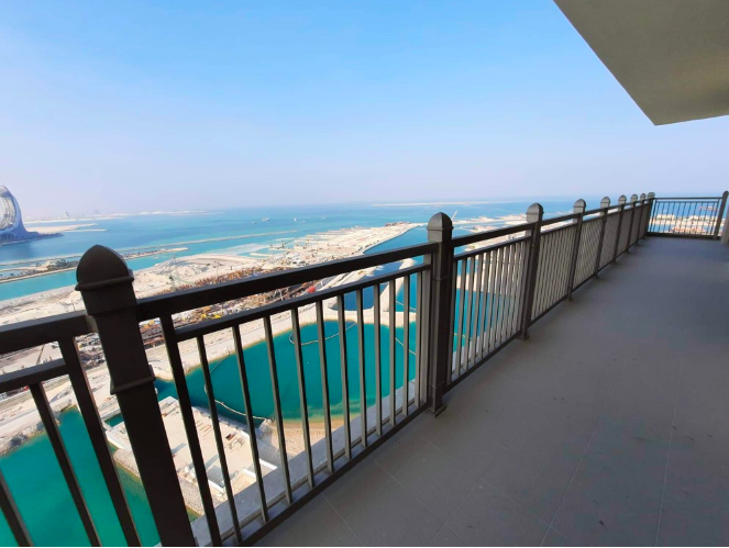 Residential Property 2 Bedrooms F/F Apartment  for rent in The-Pearl-Qatar , Doha-Qatar #7481 - 1  image