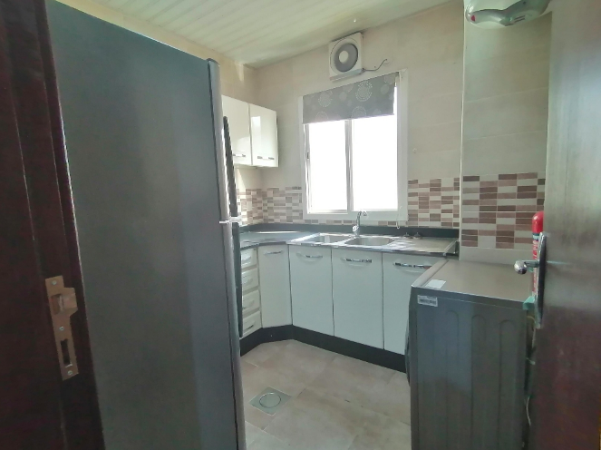 Residential Property 2 Bedrooms U/F Apartment  for rent in Doha-Qatar #7485 - 1  image