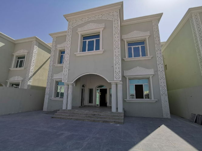 Residential Developed 7 Bedrooms U/F Standalone Villa  for sale in Doha-Qatar #7587 - 1  image