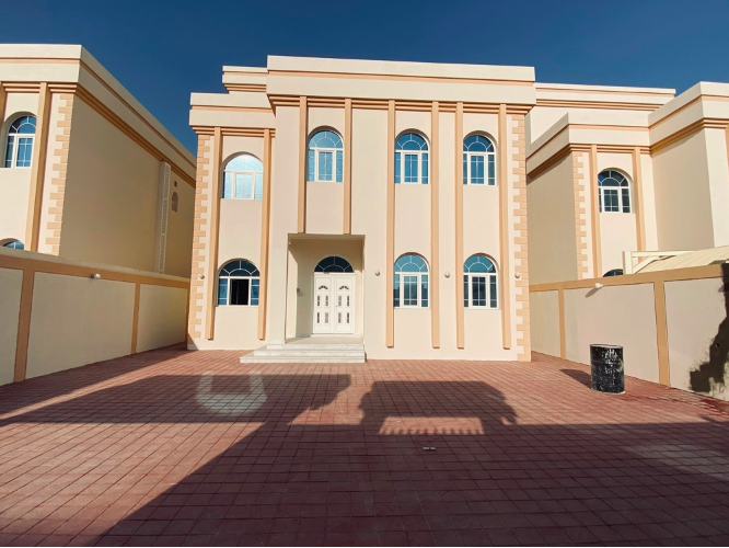 Residential Developed 7+ Bedrooms U/F Standalone Villa  for sale in Doha-Qatar #7588 - 1  image