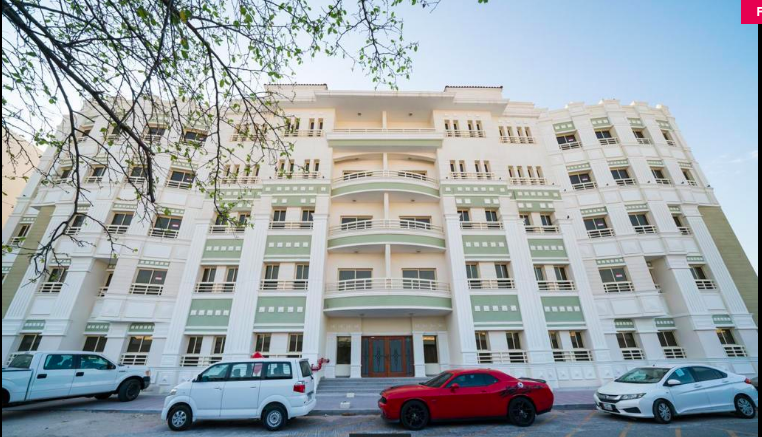 Residential Property 3 Bedrooms F/F Apartment  for rent in Al-Muntazah , Doha-Qatar #7591 - 1  image