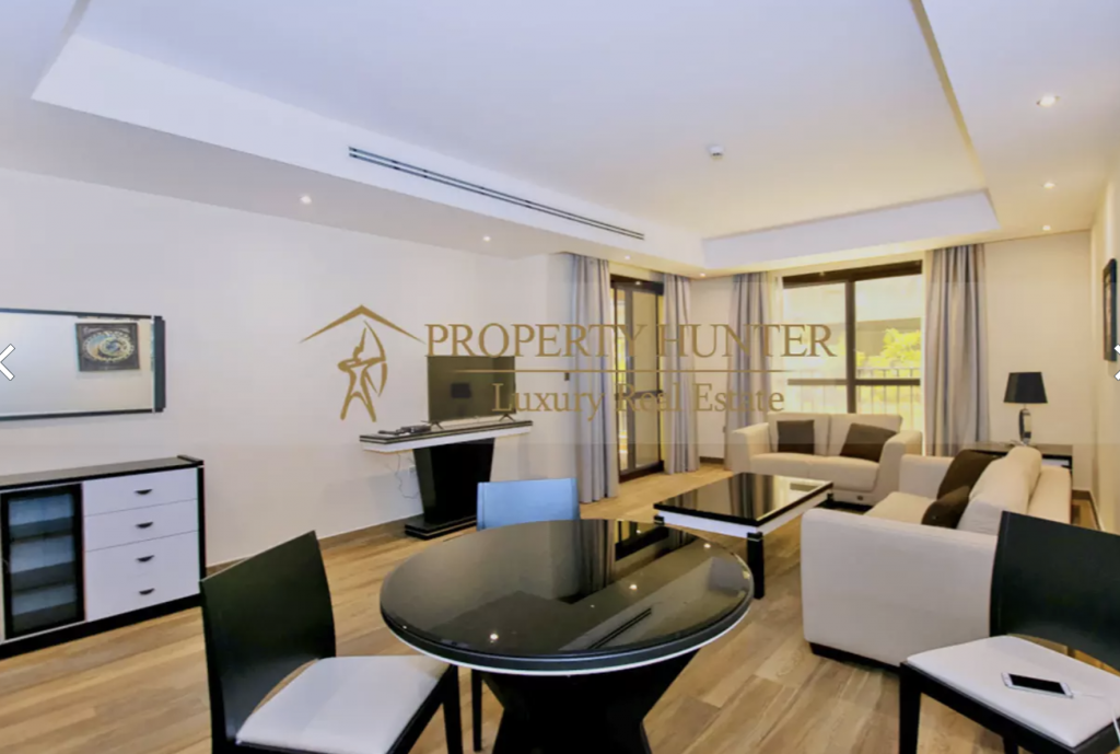 Residential Developed 1 Bedroom S/F Apartment  for sale in Umm Salal Ali , Doha-Qatar #7627 - 1  image