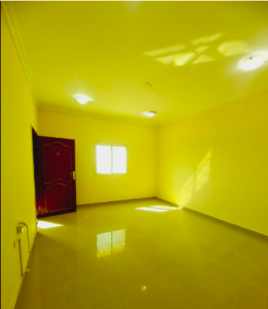 Residential Property Studio U/F Apartment  for rent in Doha-Qatar #7667 - 1  image