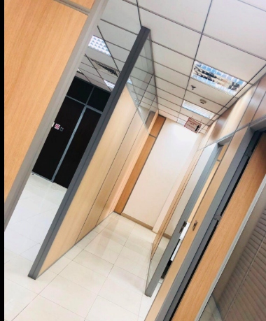 Commercial Property F/F Office  for rent in Doha-Qatar #7673 - 1  image