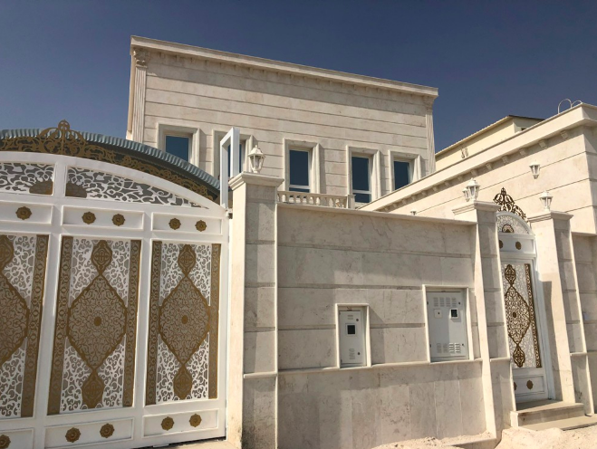 Residential Developed 6+maid Bedrooms U/F Standalone Villa  for sale in Madinat-ash-Shamal #7689 - 1  image