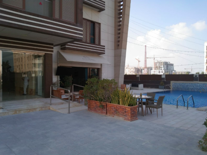 Residential Property 2 Bedrooms F/F Apartment  for rent in Lusail , Doha-Qatar #7711 - 1  image