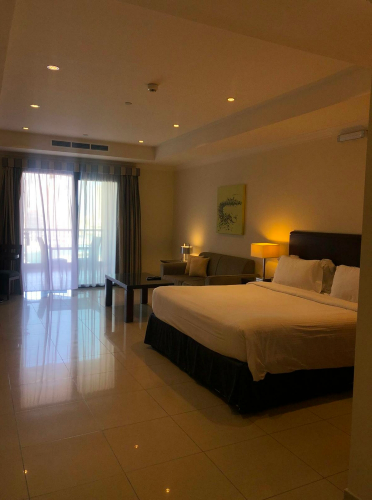 Residential Property Studio F/F Apartment  for rent in The-Pearl-Qatar , Doha-Qatar #7717 - 1  image