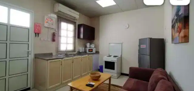 Residential Property 1 Bedroom F/F Apartment  for rent in Al-Dafna , Doha-Qatar #7746 - 1  image