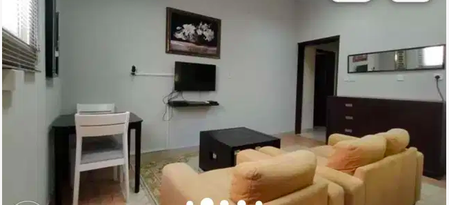 Residential Property 1 Bedroom F/F Apartment  for rent in Al-Aziziyah , Doha-Qatar #7750 - 1  image