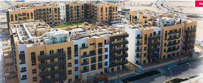 Residential Developed 2+maid Bedrooms U/F Apartment  for sale in Lusail , Doha-Qatar #7798 - 1  image