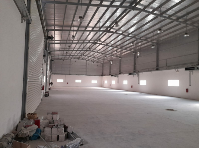 Commercial Property U/F Warehouse  for rent in Industrial-Area - New , Al-Rayyan-Municipality #7800 - 1  image