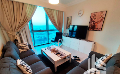 Residential Developed 2 Bedrooms F/F Apartment  for sale in Zigzag-Towers , Doha-Qatar #7801 - 1  image