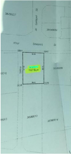 Commercial Land Commercial Land  for sale in Al-Sadd , Doha-Qatar #7818 - 1  image