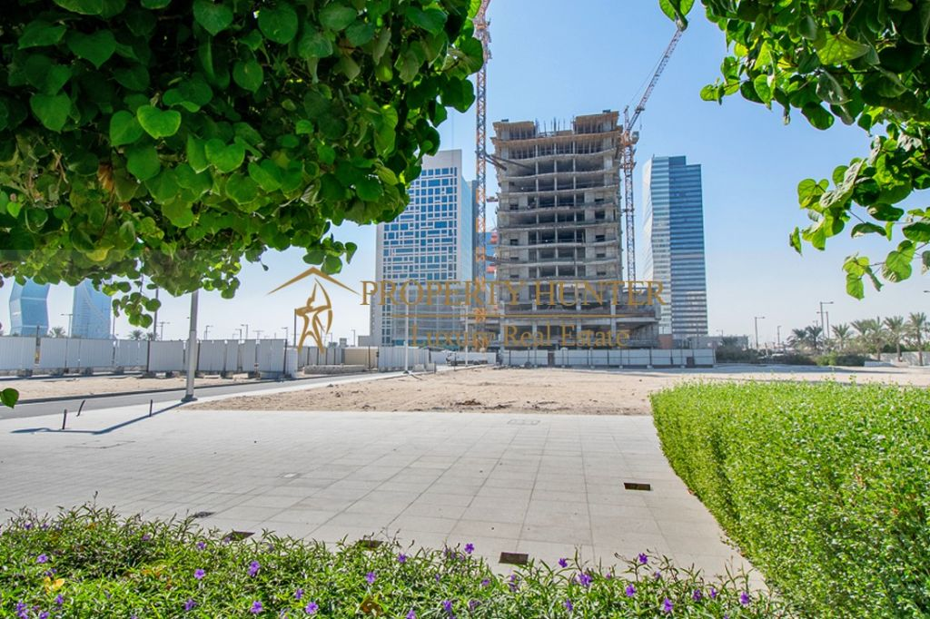 Residential Shell & Core 2 Bedrooms F/F Apartment  for sale in Lusail , Doha-Qatar #7892 - 3  image