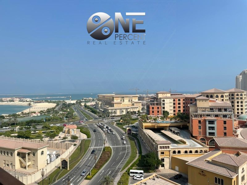Residential Property 2 Bedrooms S/F Apartment  for rent in The-Pearl-Qatar , Doha-Qatar #7894 - 1  image