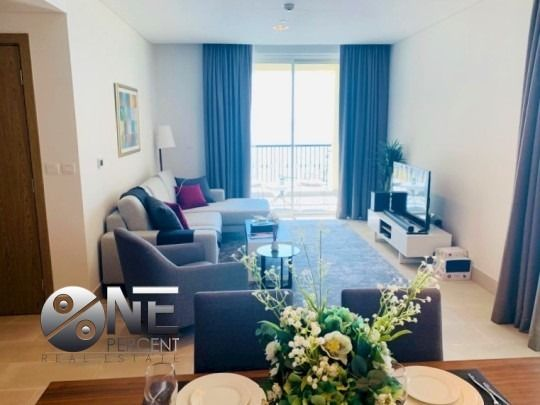 Residential Property 2 Bedrooms F/F Apartment  for rent in The-Pearl-Qatar , Doha-Qatar #7905 - 2  image