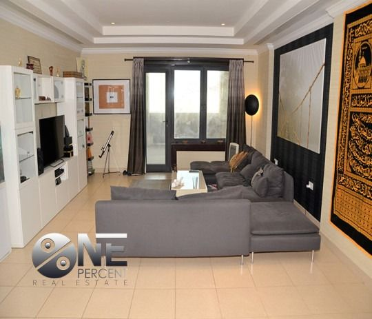 Residential Property 1 Bedroom F/F Apartment  for rent in The-Pearl-Qatar , Doha-Qatar #7913 - 1  image