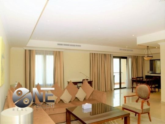 Residential Property 3 Bedrooms F/F Apartment  for rent in The-Pearl-Qatar , Doha-Qatar #7915 - 2  image