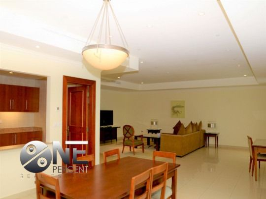 Residential Property 3 Bedrooms F/F Apartment  for rent in The-Pearl-Qatar , Doha-Qatar #7915 - 3  image