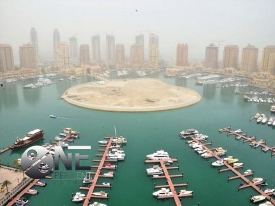 Residential Property 3 Bedrooms F/F Apartment  for rent in The-Pearl-Qatar , Doha-Qatar #7915 - 1  image