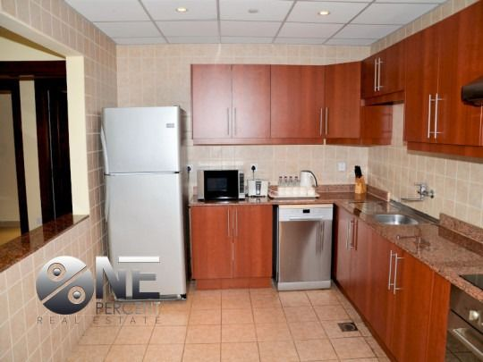 Residential Property 3 Bedrooms F/F Apartment  for rent in The-Pearl-Qatar , Doha-Qatar #7915 - 7  image