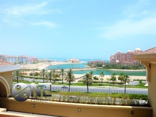 Residential Property 2 Bedrooms S/F Apartment  for rent in The-Pearl-Qatar , Doha-Qatar #7916 - 1  image