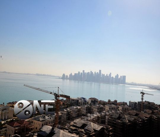 Residential Property 2 Bedrooms F/F Apartment  for rent in The-Pearl-Qatar , Doha-Qatar #7919 - 1  image