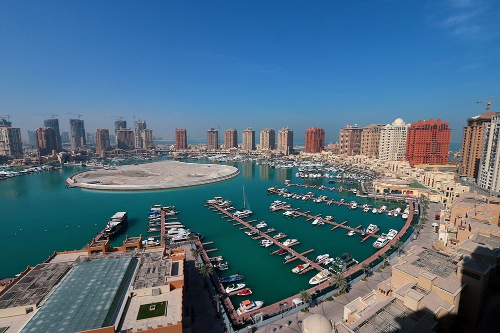 Residential Developed 2 Bedrooms S/F Apartment  for sale in The-Pearl-Qatar , Doha-Qatar #7939 - 1  image