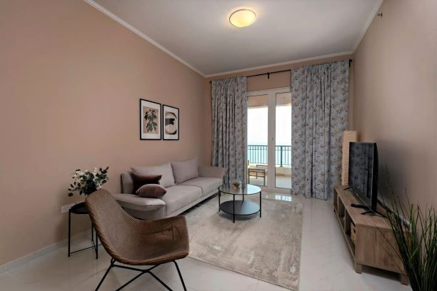 Residential Developed 2 Bedrooms F/F Apartment  for sale in The-Pearl-Qatar , Doha-Qatar #7995 - 1  image