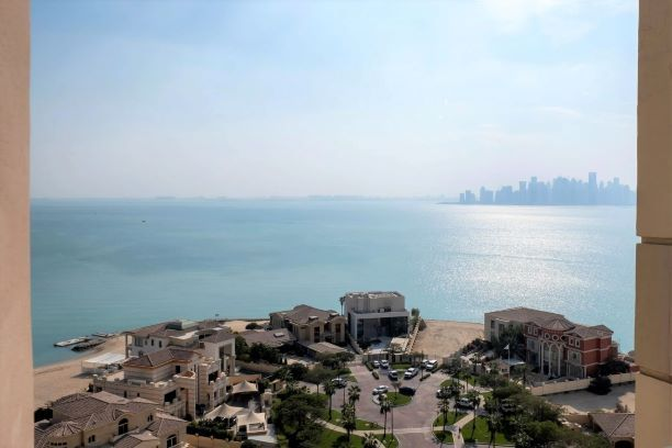 Residential Developed 2 Bedrooms F/F Apartment  for sale in The-Pearl-Qatar , Doha-Qatar #7995 - 7  image