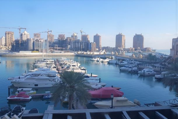 Residential Developed 3 Bedrooms F/F Townhouse  for sale in The-Pearl-Qatar , Doha-Qatar #7996 - 1  image