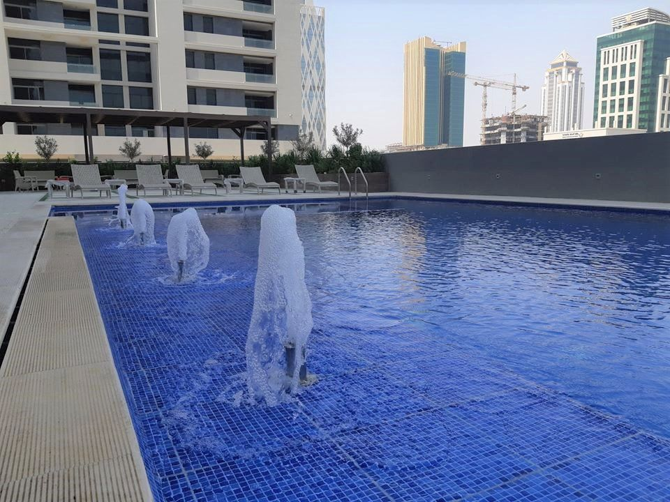 Residential Property 3 Bedrooms F/F Apartment  for rent in Lusail , Doha-Qatar #8035 - 5  image