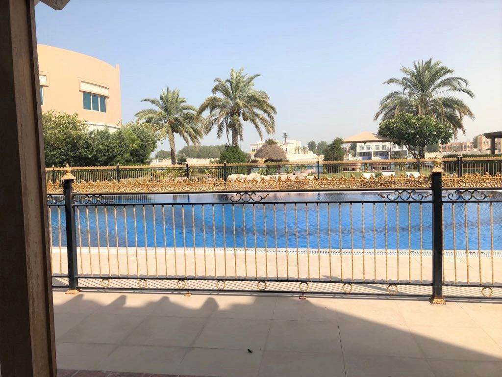 Residential Property 4+maid Bedrooms U/F Villa in Compound  for rent in Doha-Qatar #8116 - 1  image