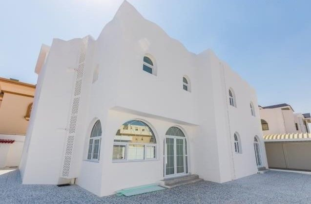 Residential Property 5 Bedrooms U/F Villa in Compound  for rent in Old-Airport , Doha-Qatar #8124 - 1  image
