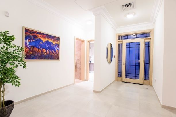 Residential Property 3+maid Bedrooms F/F Villa in Compound  for rent in Al-Waab , Doha-Qatar #8126 - 3  image