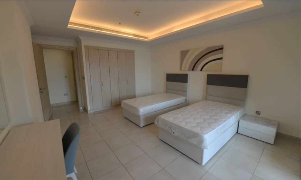 Residential Property 2 Bedrooms F/F Apartment  for rent in The-Pearl-Qatar , Doha-Qatar #8129 - 5  image