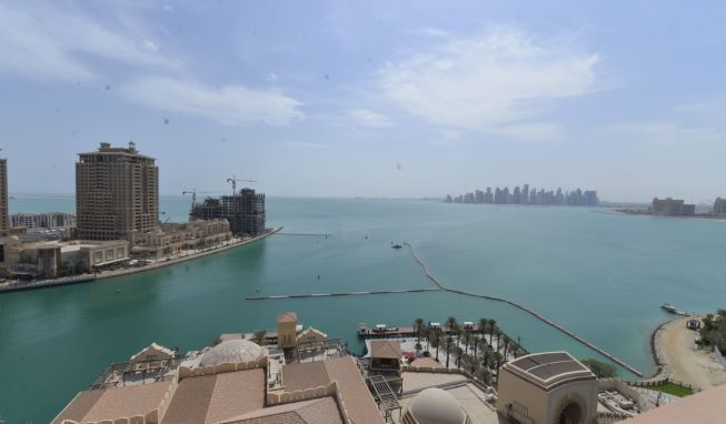 Residential Property 2 Bedrooms F/F Apartment  for rent in The-Pearl-Qatar , Doha-Qatar #8129 - 7  image