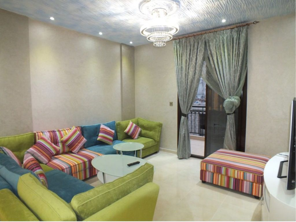 Residential Developed 1 Bedroom F/F Apartment  for sale in Lusail , Doha-Qatar #8216 - 1  image