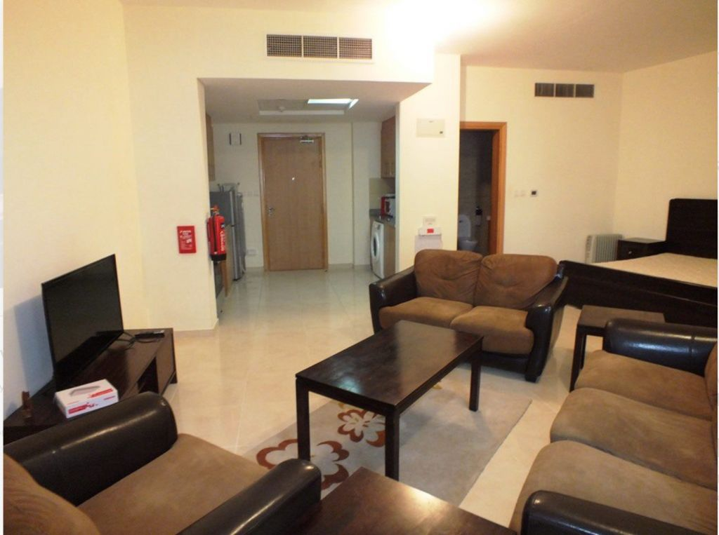 Residential Developed Studio F/F Apartment  for sale in Lusail , Doha-Qatar #8228 - 1  image
