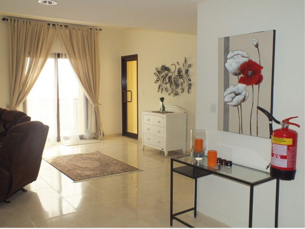 Residential Property 3 Bedrooms F/F Apartment  for rent in Lusail , Doha-Qatar #8246 - 1  image