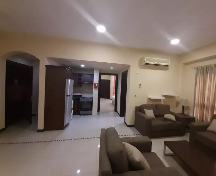Residential Property 1 Bedroom F/F Apartment  for rent in Al-Doha-Al-Jadeeda , Doha-Qatar #8302 - 1  image