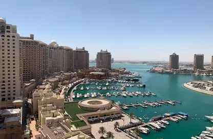 Residential Property 1 Bedroom S/F Apartment  for rent in Doha-Qatar #8325 - 1  image