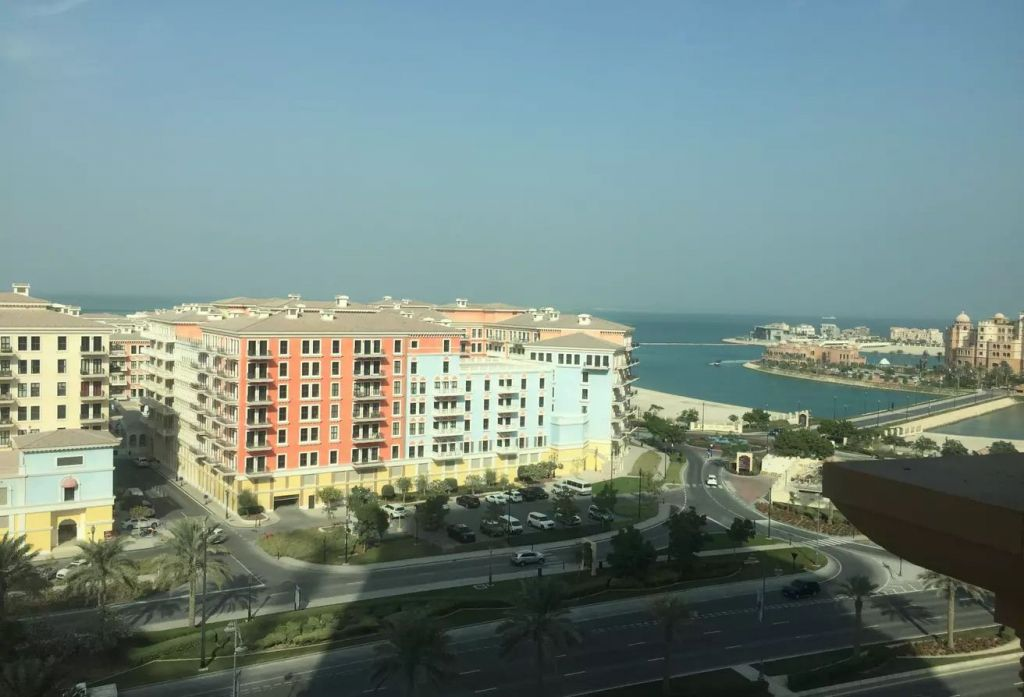 Residential Property Studio F/F Apartment  for rent in Doha-Qatar #8342 - 1  image