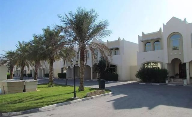 Residential Property 3+maid Bedrooms F/F Villa in Compound  for rent in Al-Waab , Doha-Qatar #8392 - 1  image