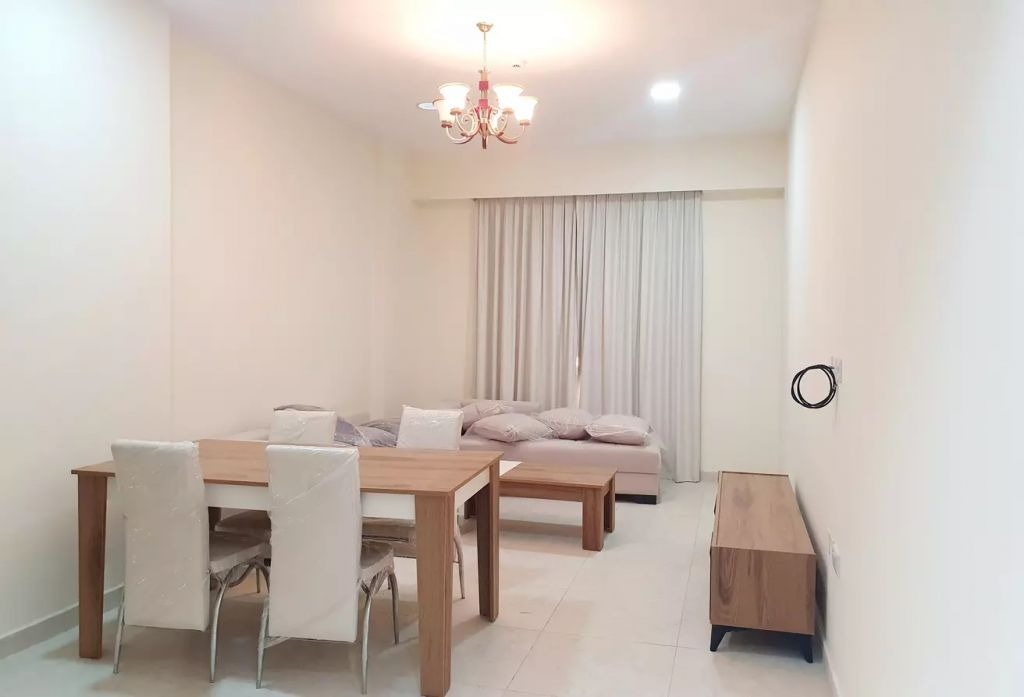 Residential Property 2 Bedrooms F/F Apartment  for rent in Al-Muntazah , Doha-Qatar #8415 - 1  image