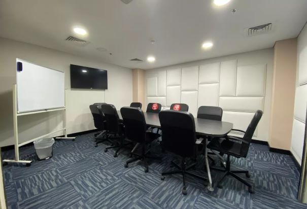Commercial Property F/F Office  for rent in Doha-Qatar #8642 - 1  image